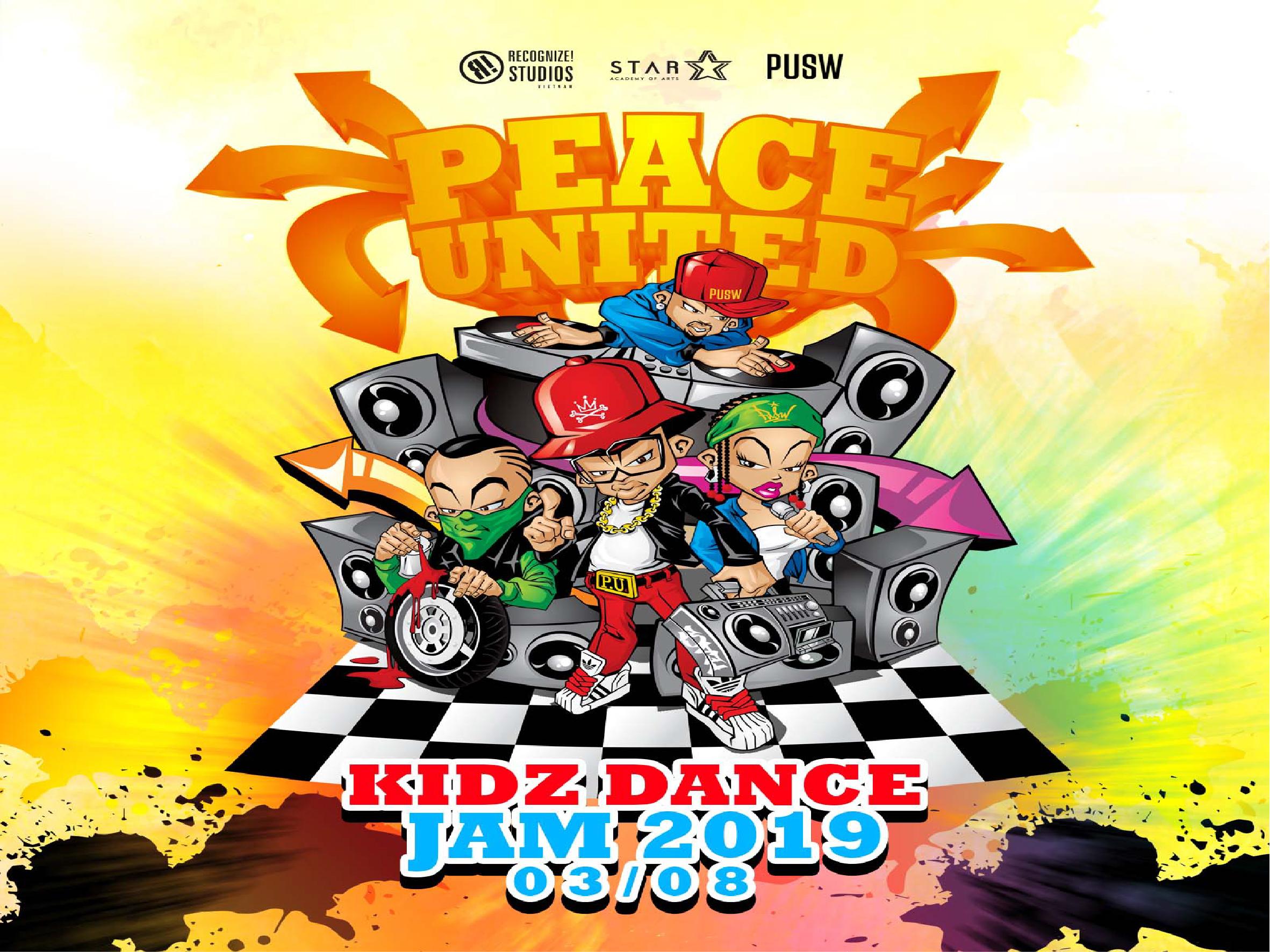 KIDZ DANCE JAM 2019